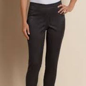 Soft Surroundings Julienne Jacquard Pants S